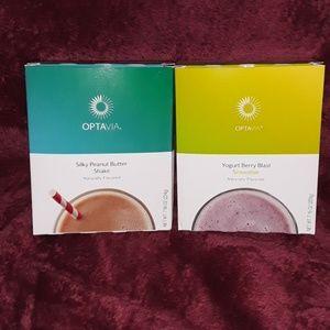 2 unopened Optavia shakes/smoothies